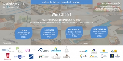 WORKSHOP MONITORIZACIÓN ESTRATÉGICA DE DATOS EN HOTELES
